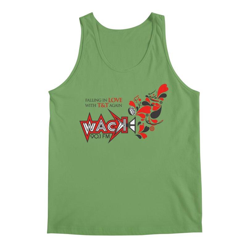 WACK Carnival 2018 Logo Men's Tank by WACK 90.1fm Merchandise Store