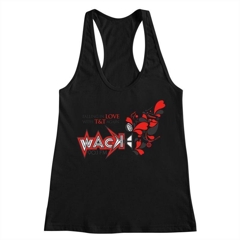 WACK Carnival 2018 Logo Women's Tank by WACK 90.1fm Merchandise Store