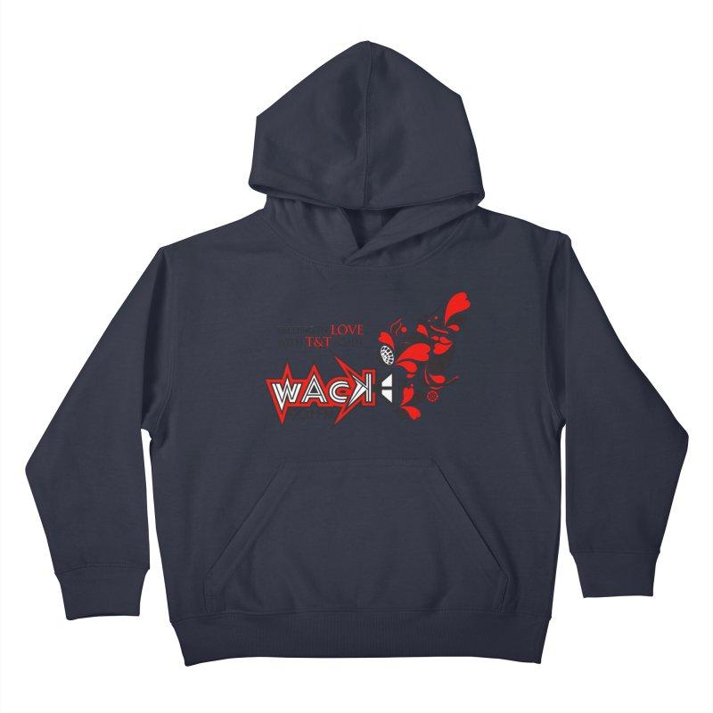 WACK Carnival 2018 Logo Kids Pullover Hoody by WACK 90.1fm Merchandise Store