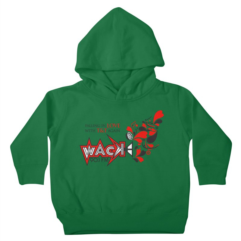 WACK Carnival 2018 Logo Kids Toddler Pullover Hoody by WACK 90.1fm Merchandise Store