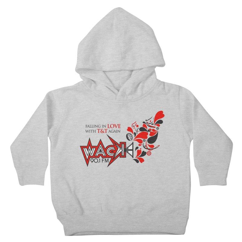 WACK Carnival 2018 Logo Kids Toddler Pullover Hoody by WACK 90.1fm Merchandise Store