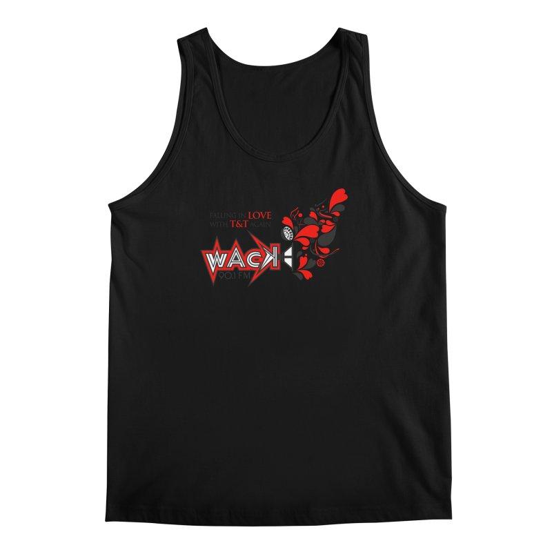 WACK Carnival 2018 Logo Men's Regular Tank by WACK 90.1fm Merchandise Store