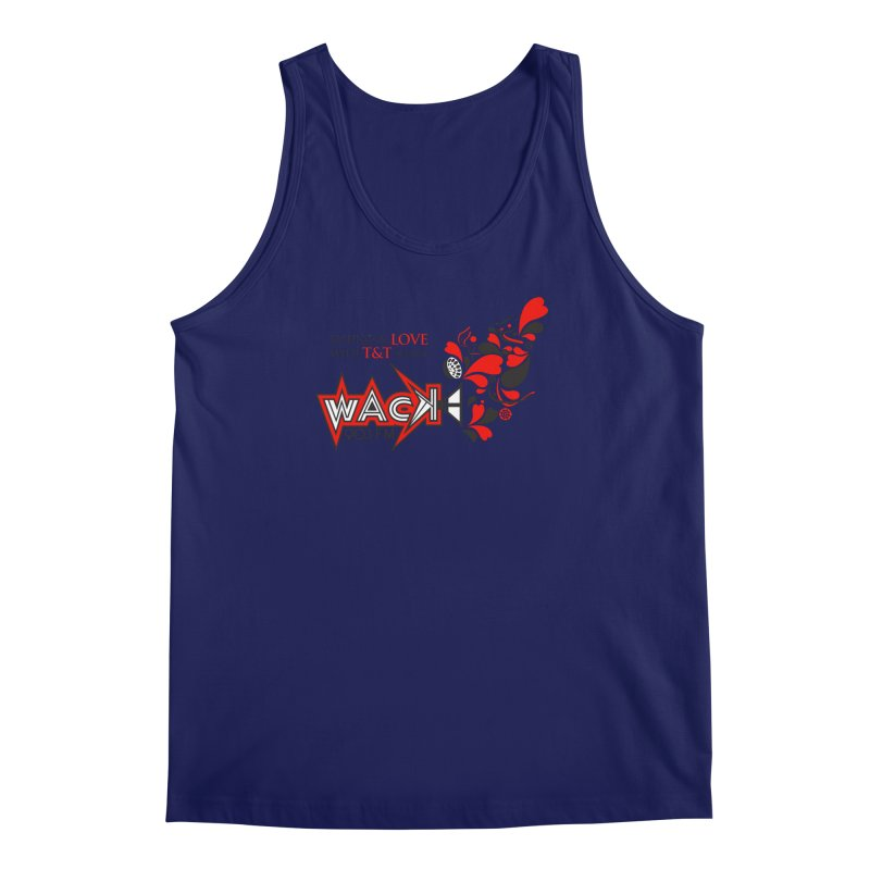 WACK Carnival 2018 Logo Men's Regular Tank by WACK 90.1fm Merchandise Store