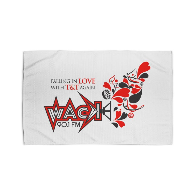 WACK Carnival 2018 Logo Home Rug by WACK 90.1fm Merchandise Store