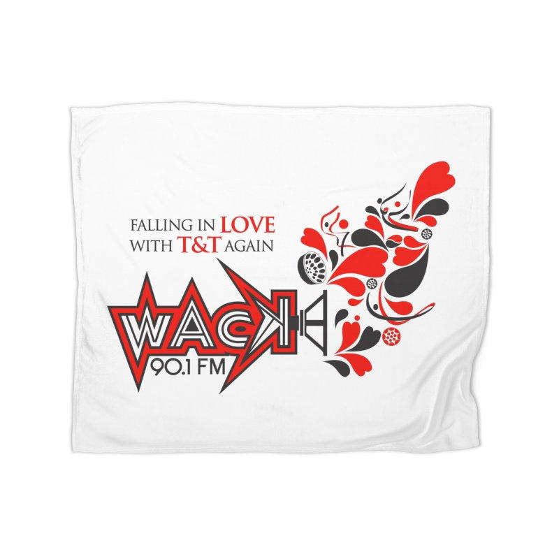 WACK Carnival 2018 Logo Home Blanket by WACK 90.1fm Merchandise Store
