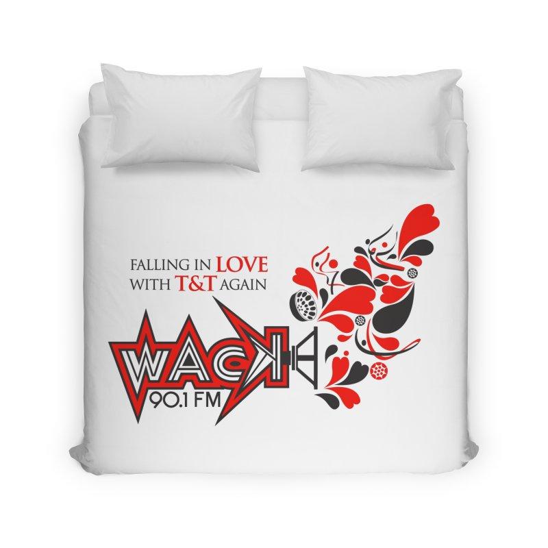 WACK Carnival 2018 Logo Home Duvet by WACK 90.1fm Merchandise Store