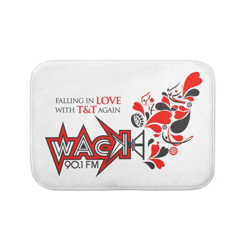 WACK Carnival 2018 Logo Home Bath Mat by WACK 90.1fm Merchandise Store