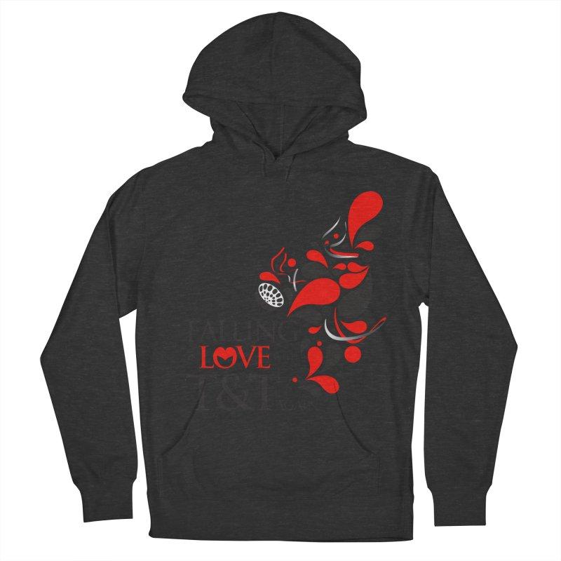 Falling in Love Main logo Men's Pullover Hoody by WACK 90.1fm Merchandise Store