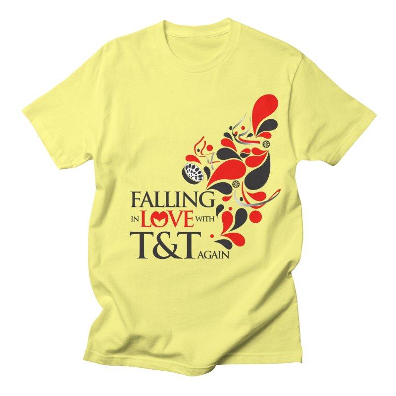 Falling in Love Main logo Women's Unisex T-Shirt by WACK 90.1fm Merchandise Store