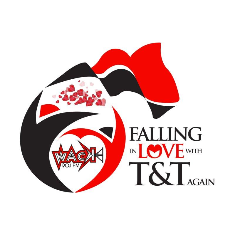 Fallin in Love with T&T Round Logo 2 Men's Tank by WACK 90.1fm Merchandise Store