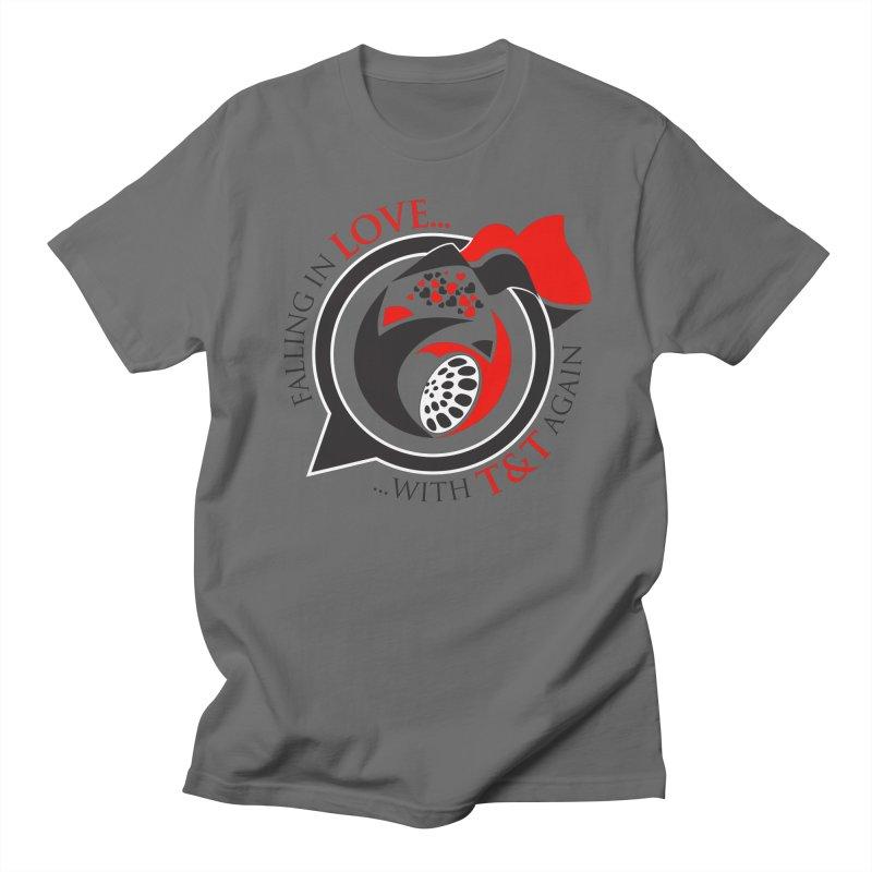 Fallin in Love with TT Round Logo 3 Women's T-Shirt by WACK 90.1fm Merchandise Store