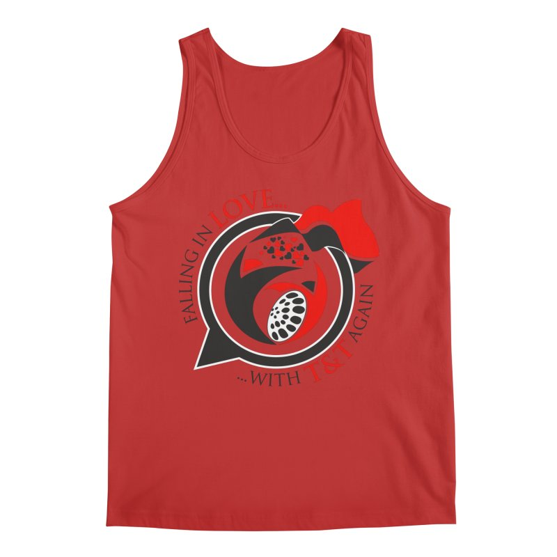 Fallin in Love with TT Round Logo 3 Men's Regular Tank by WACK 90.1fm Merchandise Store