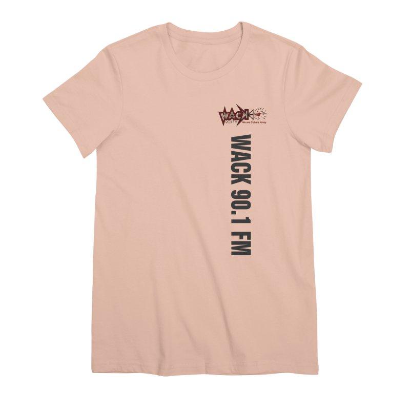 Carnival 2019 Apparel Women's Premium T-Shirt by WACK 90.1fm Merchandise Store