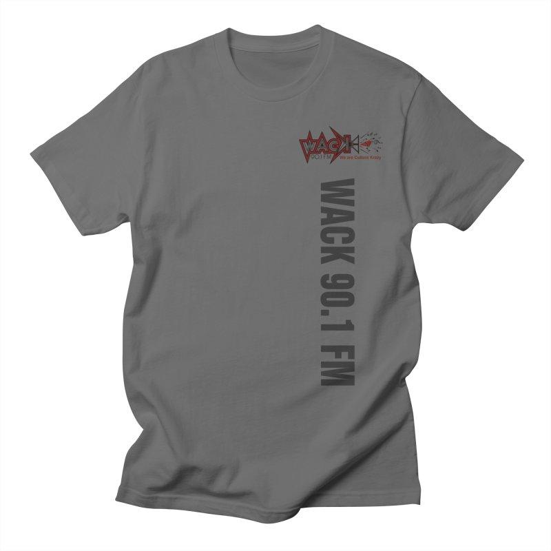 Logo Apparel Men's T-Shirt by WACK 90.1fm Merchandise Store