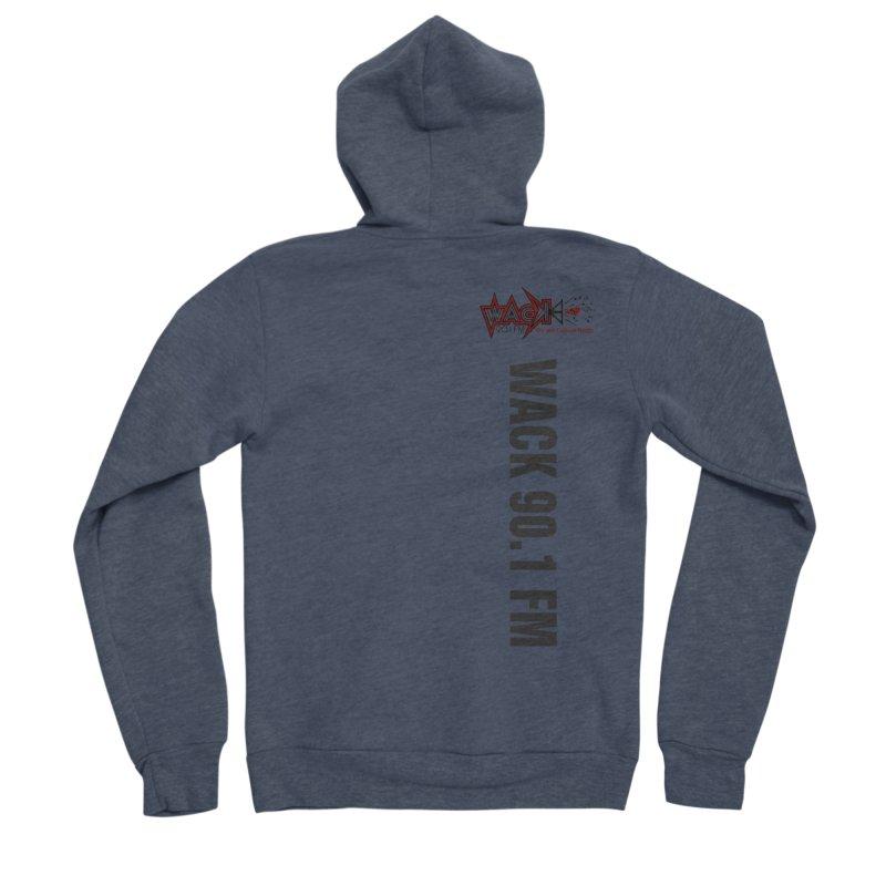 Carnival 2019 Apparel Men's Sponge Fleece Zip-Up Hoody by WACK 90.1fm Merchandise Store