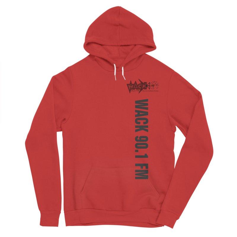 Carnival 2019 Apparel in Women's Sponge Fleece Pullover Hoody Red by WACK 90.1fm Merchandise Store