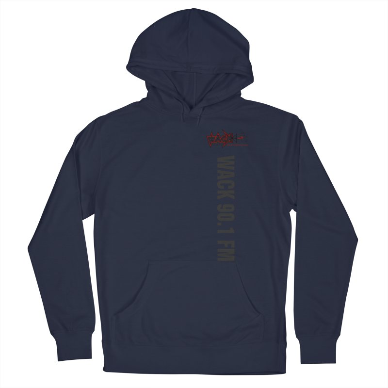 Logo Apparel Men's Pullover Hoody by WACK 90.1fm Merchandise Store