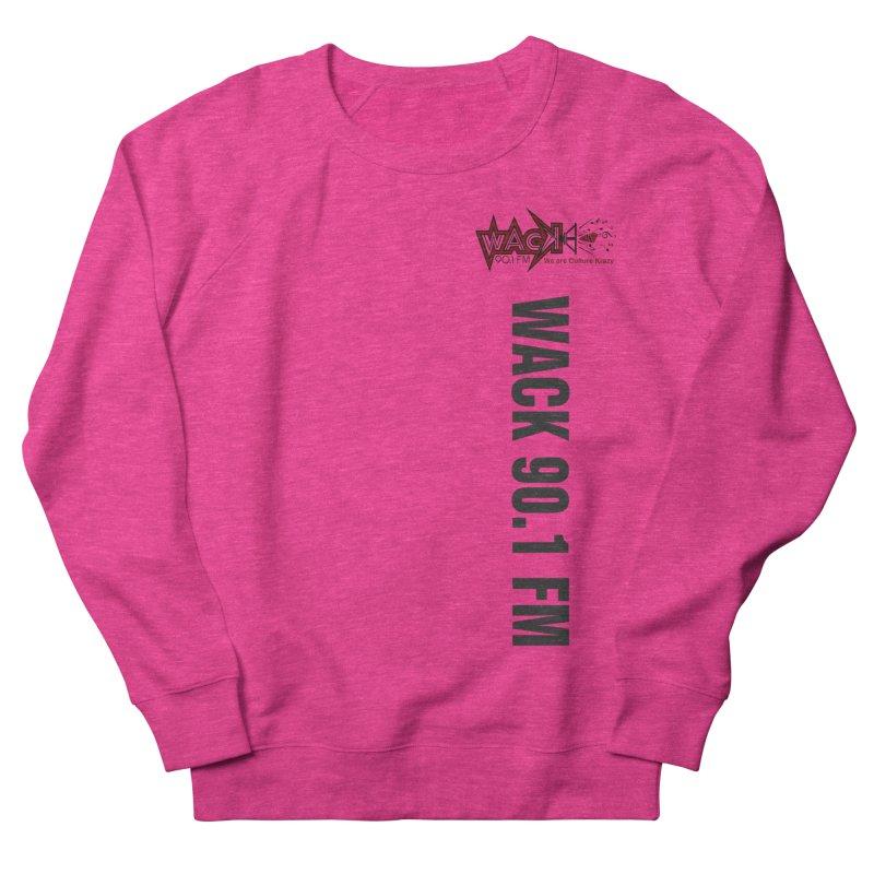 Logo Apparel Men's Sweatshirt by WACK 90.1fm Merchandise Store