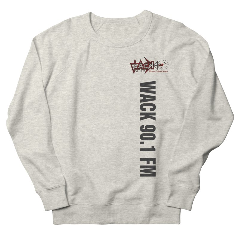 Carnival 2019 Apparel Men's French Terry Sweatshirt by WACK 90.1fm Merchandise Store
