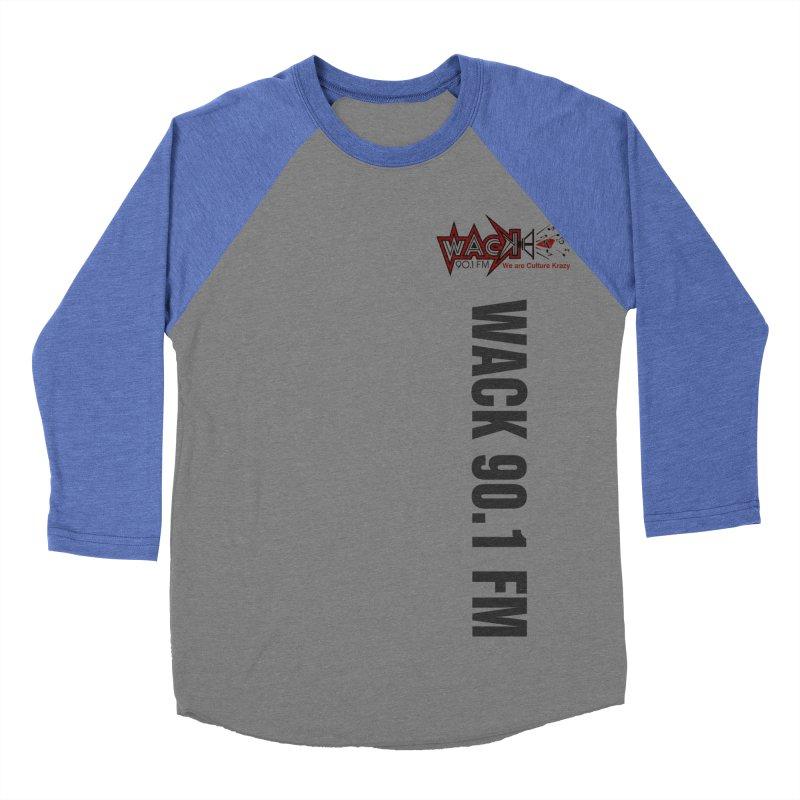 Carnival 2019 Apparel Men's Baseball Triblend Longsleeve T-Shirt by WACK 90.1fm Merchandise Store