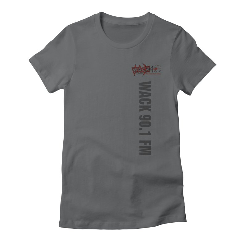 Carnival 2019 Apparel Women's Fitted T-Shirt by WACK 90.1fm Merchandise Store