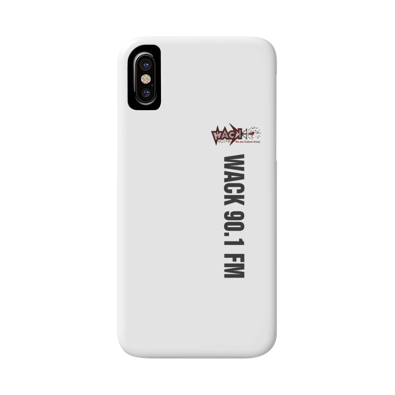 Carnival 2019 Apparel in iPhone X / XS Phone Case Slim by WACK 90.1fm Merchandise Store