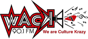 WACK 90.1fm Merchandise Store Logo