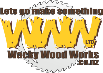 Wacky Wood Works's Shop Logo