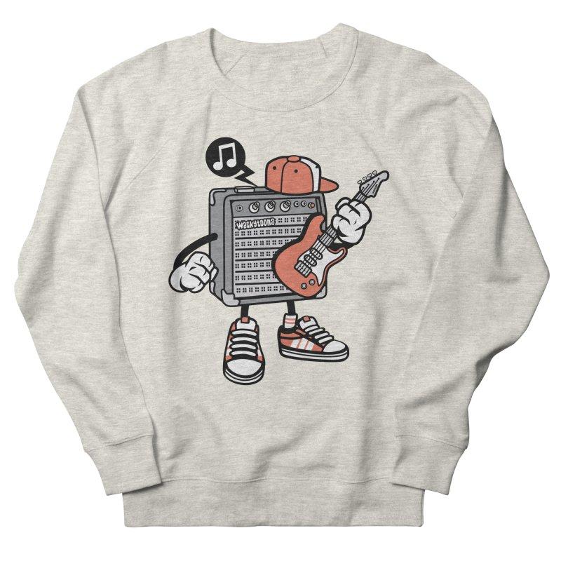 Jam Session Men's Sweatshirt by WackyToonz