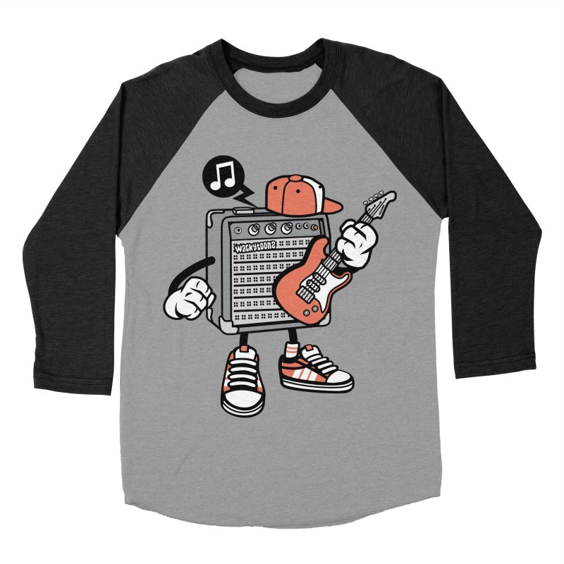 Jam Session Men's Longsleeve T-Shirt by WackyToonz