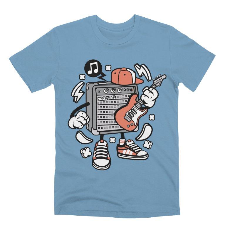 Jam Session Men's Premium T-Shirt by WackyToonz