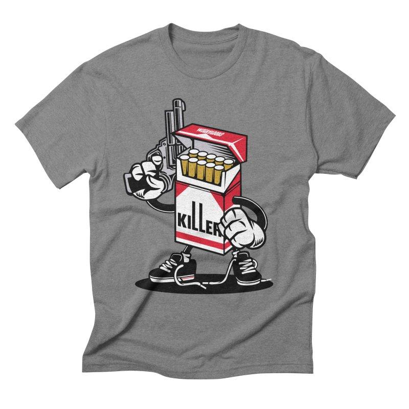 Lung Killer Men's T-Shirt by WackyToonz