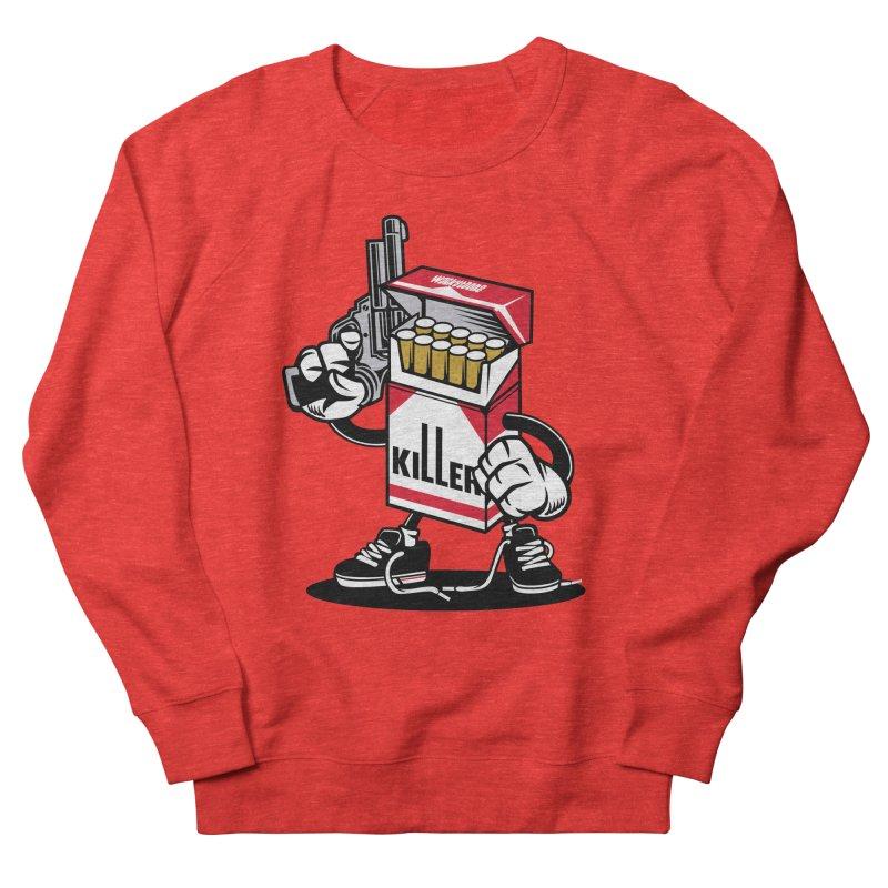 Lung Killer Men's Sweatshirt by WackyToonz