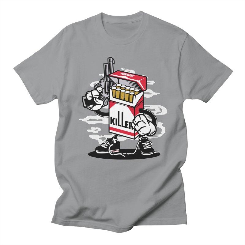Lung Killer Women's Regular Unisex T-Shirt by WackyToonz