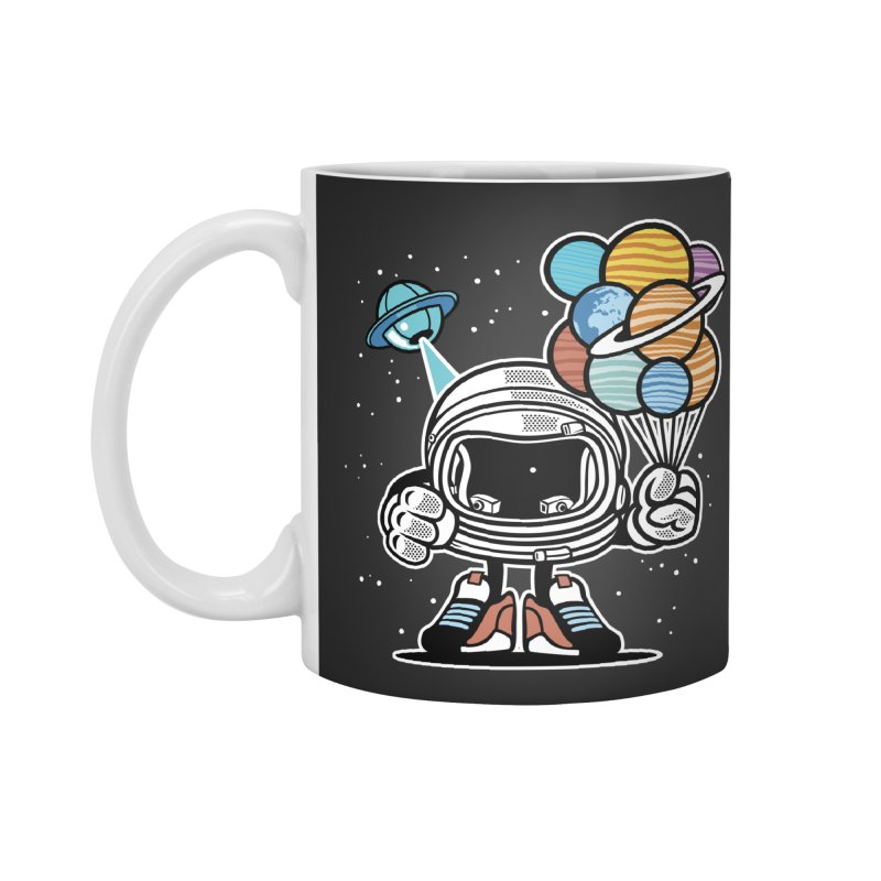 Out Of This World Gift Accessories Standard Mug by WackyToonz