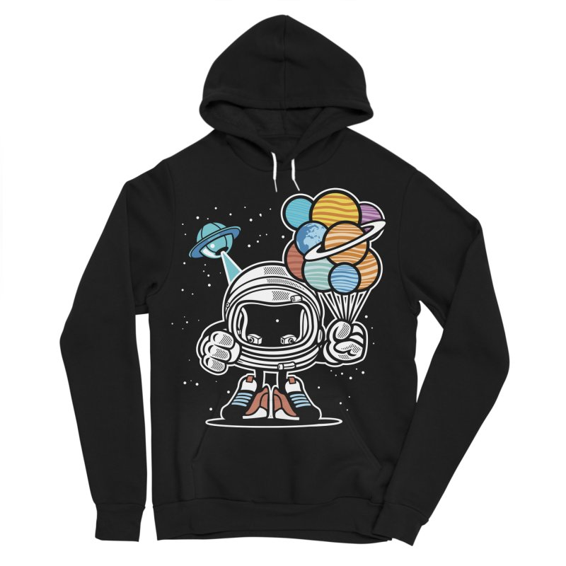 Out Of This World Gift Women's Sponge Fleece Pullover Hoody by WackyToonz