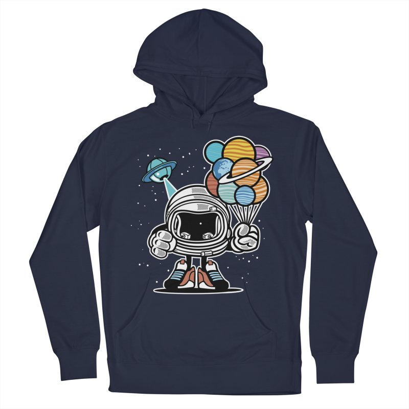 Out Of This World Gift Men's Pullover Hoody by WackyToonz