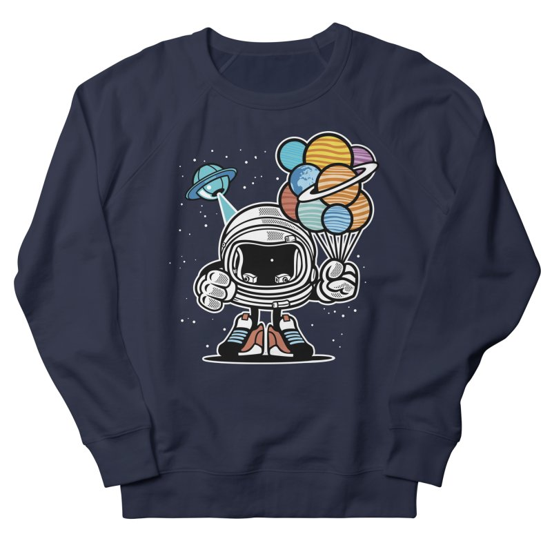 Out Of This World Gift Men's Sweatshirt by WackyToonz