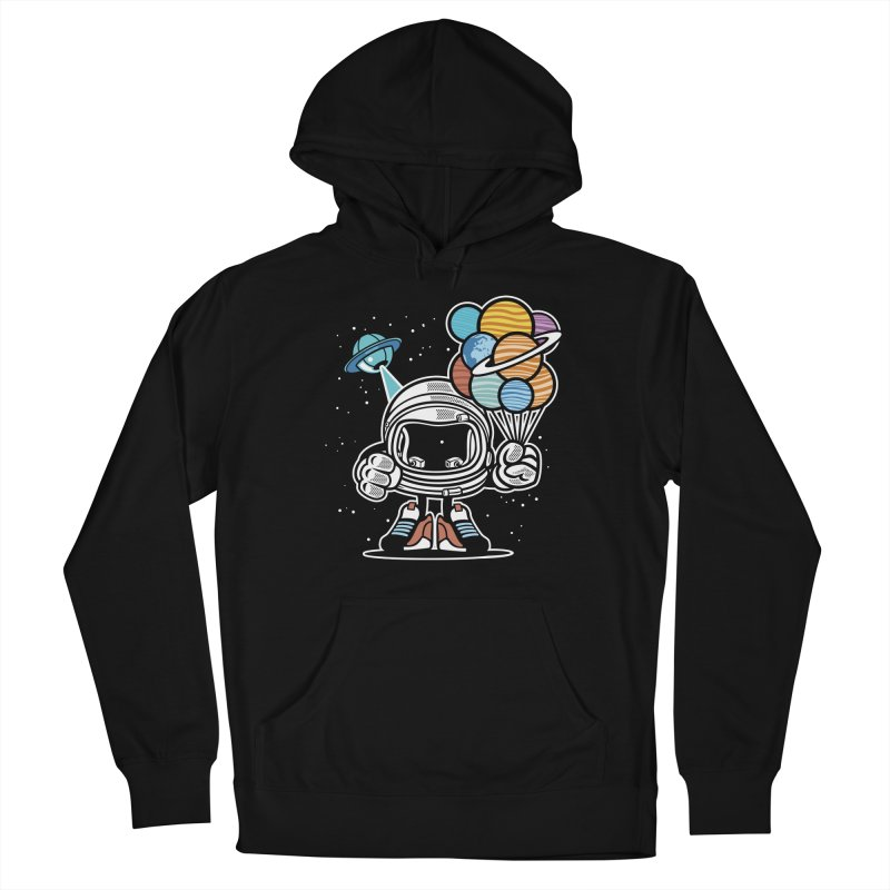 Out Of This World Gift Women's Pullover Hoody by WackyToonz