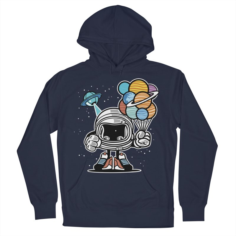 Out Of This World Gift Women's French Terry Pullover Hoody by WackyToonz