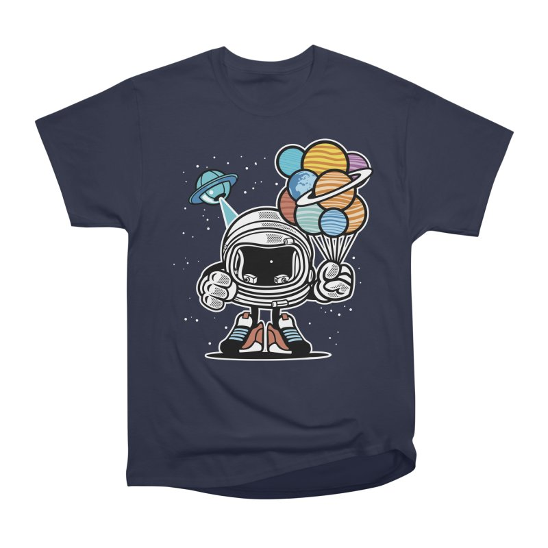 Out Of This World Gift Men's Heavyweight T-Shirt by WackyToonz
