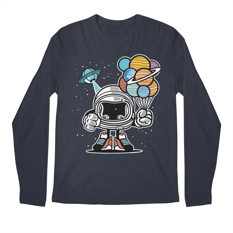 Out Of This World Gift Men's Longsleeve T-Shirt by WackyToonz