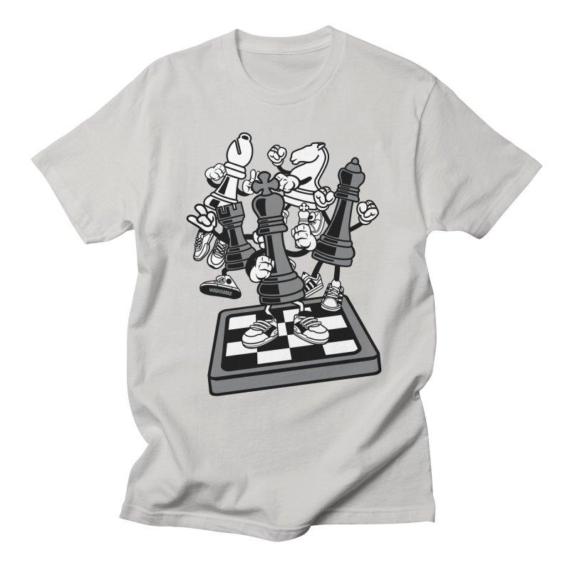 Game Of Chess Women's T-Shirt by WackyToonz