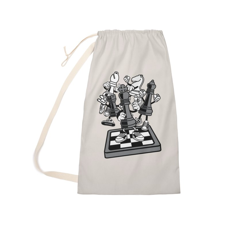 Game Of Chess Accessories Bag by WackyToonz