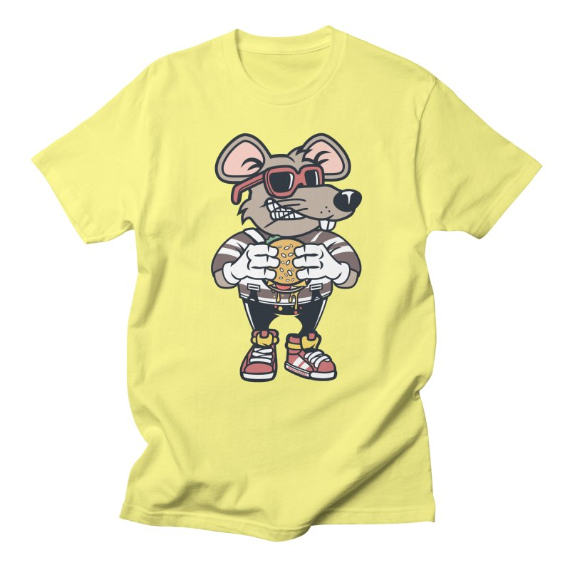 Rat Burglar Women's T-Shirt by WackyToonz