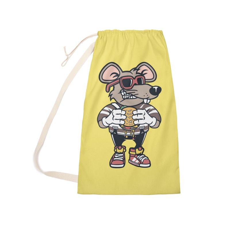 Rat Burglar Accessories Bag by WackyToonz
