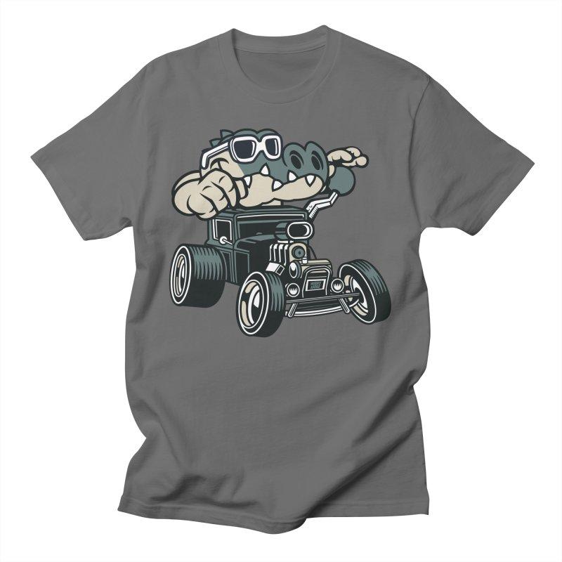 Swamp Rod Men's T-Shirt by WackyToonz