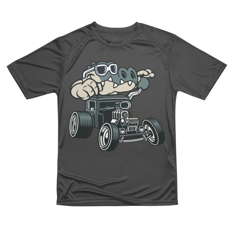 Swamp Rod Men's Performance T-Shirt by WackyToonz
