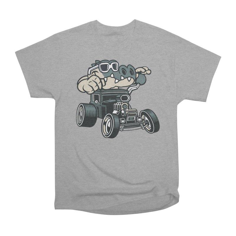 Swamp Rod Men's Heavyweight T-Shirt by WackyToonz