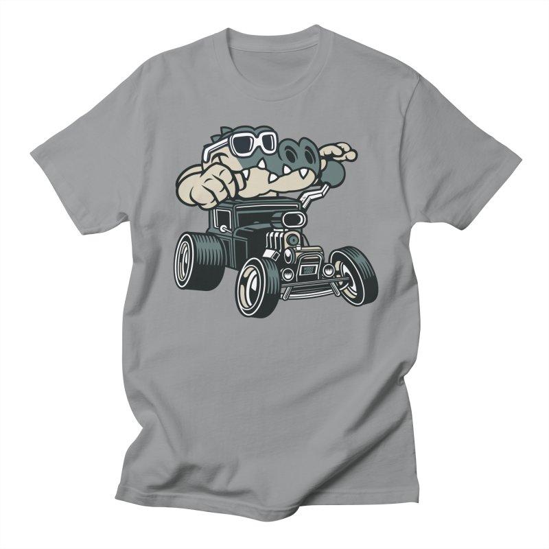 Swamp Rod Women's Regular Unisex T-Shirt by WackyToonz